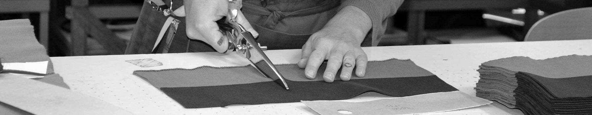 Atelier de coupe pour prêt-à-porter homme et femme